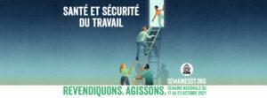 Semaine Santé et sécurité du travail 2021